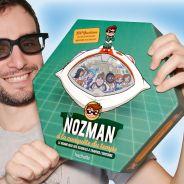 Dr Nozman dévoile son jeu de société : l'aventure et le fun commencent maintenant