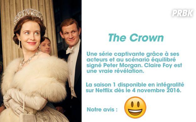 The Crown : notre avis sur la série
