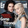 Jon Snow (Kit Harington) et Daenerys Targaryen (Emilia Clarke) : ensemble dans Game of Thrones saison 7 ? Découvrez les photos de tournage.