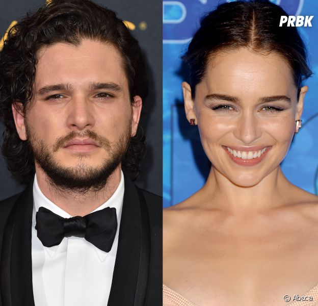Jon Snow (Kit Harington) et Daenerys Targaryen (Emilia Clarke) : ensemble dans Game of Thrones saison 7 ?