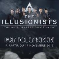 The Illusionists : le plus grand spectacle de magie au monde débarque à Paris