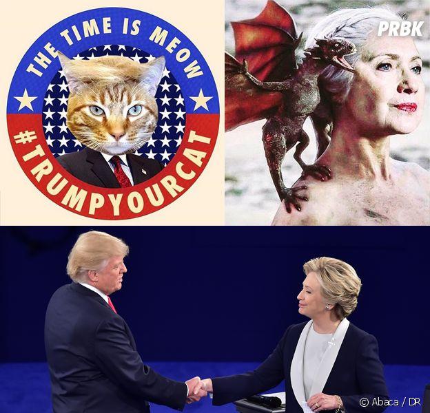 Elections américaines : les meilleurs détournements du web