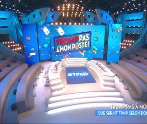 Cyril Hanouna vide le plateau de TPMP pour dénoncer l'élection de Donald Trump... le choc !
