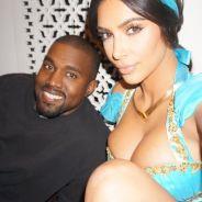 Kim Kardashian ultra sexy pour son grand retour : elle pose avec Kanye West et ses enfants