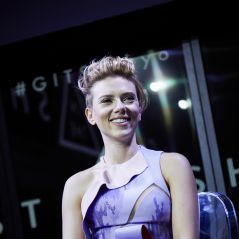 "Ghost in the Shell : Scarlett Johansson ""intimidée"" mais ""séduite"" par le film"