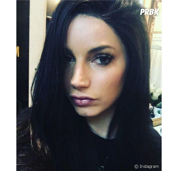 Nadège Lacroix dévoile sa couleur brune le 23 novembre 2016 sur Instagram