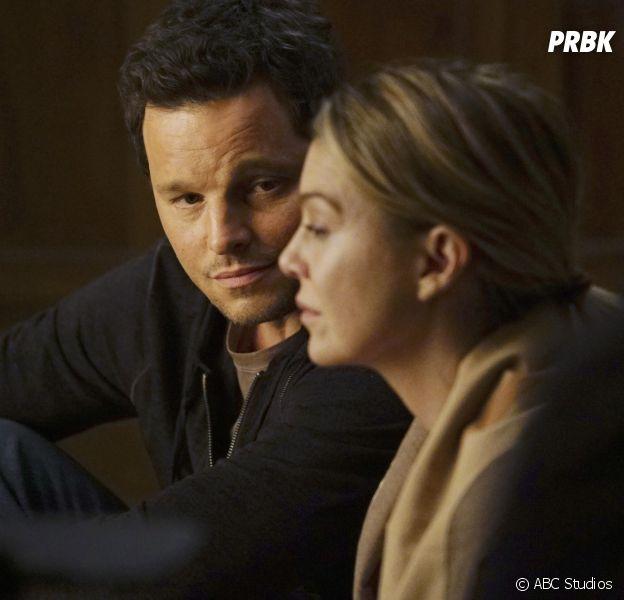 Grey's Anatomy saison 13 : Alex et Meredith bientôt en couple ?