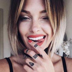 Caroline Receveur : un nouveau tatouage lié à un coup de foudre ?