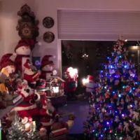On a trouvé le plus grand fan de Noël : il a décoré sa maison pendant un mois non-stop ! 🎅
