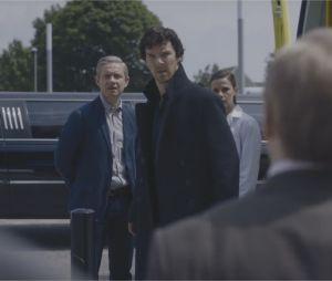 Sherlock saison 4 : bande-annonce inquiétante, le détective prêt à se sacrifier ?