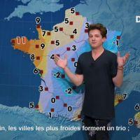 Charlie Puth présente la météo dans Quotidien et c'est très drôle 🌤😂