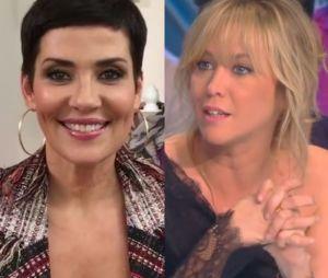 """Enora Malagré clashe Cristina Cordula dans TPMP : """"Elle ne salue pas les candidates des Reines du shopping"""" et """"ne les calcule même pas""""."""