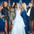 Victoria Beckham et Mel C : les ex Spice Girls ont célébré le nouvel ensemble et en chanson.