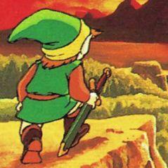 Zelda : une image pleine de nostalgie pour célébrer 2017