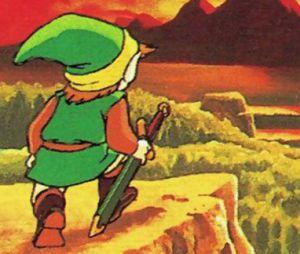 Une image de Zelda pleine de nostalgie