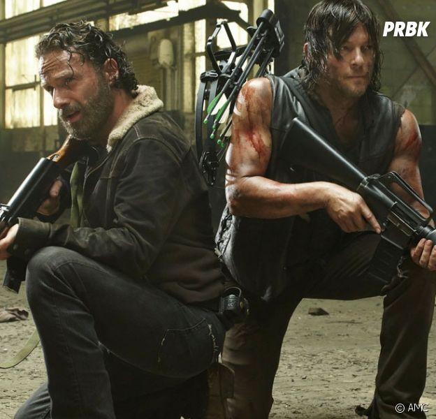 The Walking Dead saison 7 : Rick et Daryl bientôt en couple ? Le souhait étrange de certains fans