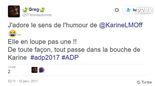 L'Amour est dans le pré 2017 : Karine Le Marchand et ses blagues très osées qui ont fait marrer la toile