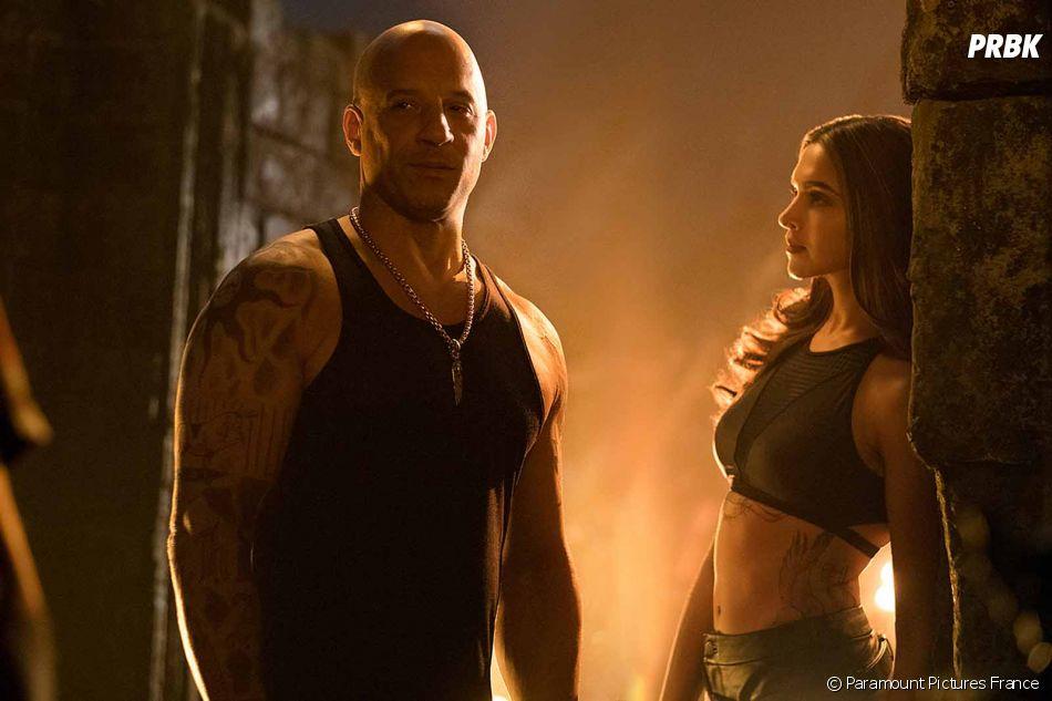 xXx Reactivated : Vin Diesel et Deepika Padukone