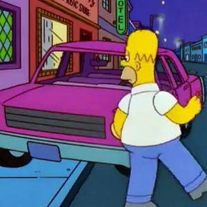 Les Simpson : la voiture d'Homer dévoile tous ses secrets, le mystère est enfin levé