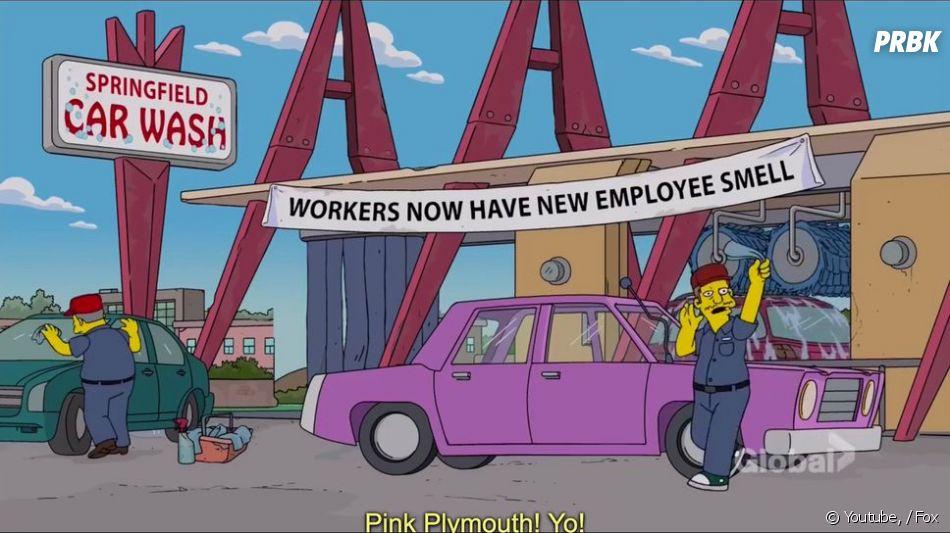 Dans l'épisode 11 de la saison 28 des Simpson, la voiture d'Homer livre tous ses secrets !