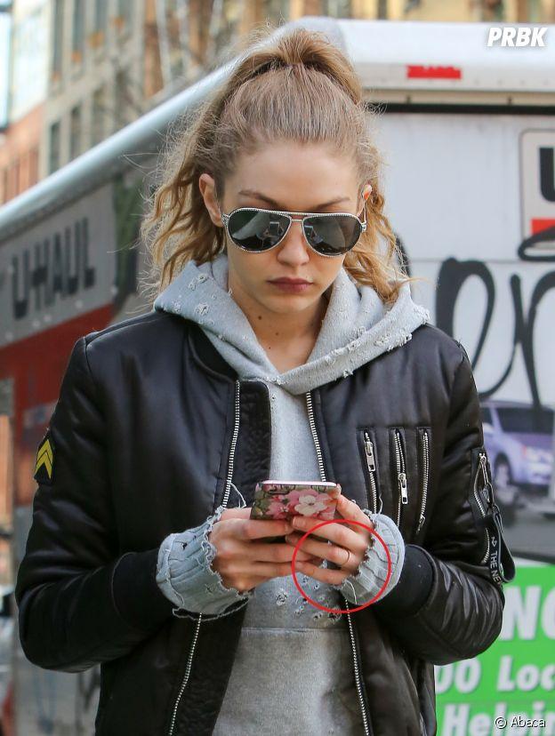 Gigi Hadid fiancée à Zayn Malik ? Elle porte maintenant une bague à l'annulaire gauche.