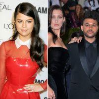 Selena Gomez et The Weeknd en couple : Bella Hadid tenterait-elle de les éloigner ?