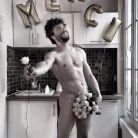Agustin Galiana (Clem) nu sur Instagram : son cadeau sexy à ses 100 000 abonnés 😮