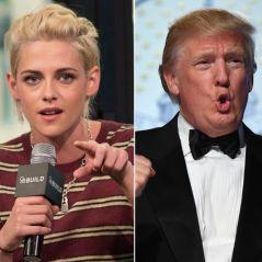 """Kristen Stewart balance sur Donald Trump : """"Il était obsédé par moi"""""""
