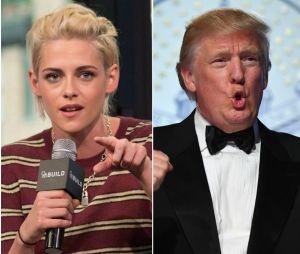 """Kristen Stewart balance sur Donald Trump au Sundance Festival : """"il était obsédé par moi'"""