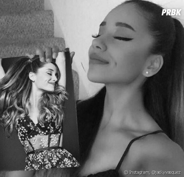 Ariana Grande : Jacky Vasquez, l'incroyable sosie de la chanteuse