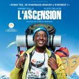 L'affiche du film L'Ascension avec Ahmed Sylla