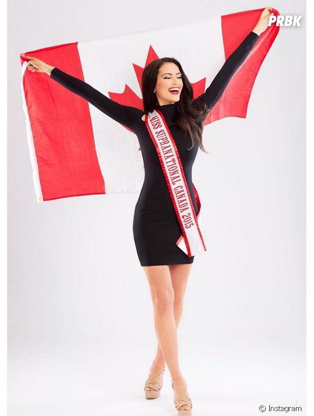 Siera Bearchell : Miss Univers 2016