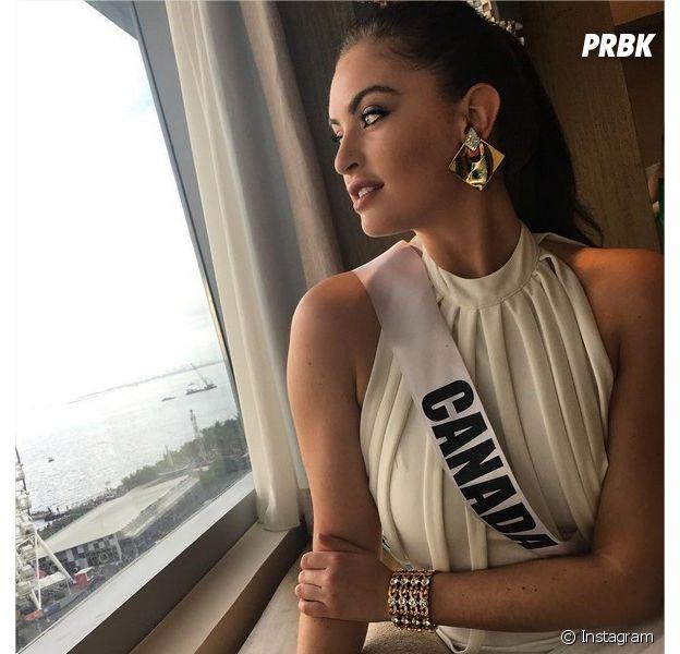Siera Bearchell, candidate à Miss Univers 2016, répond aux haters qui la trouvent trop grosse