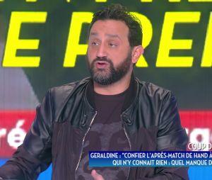 Yann Barthès clashé par Géraldine Maillet, Cyril Hanouna le défend