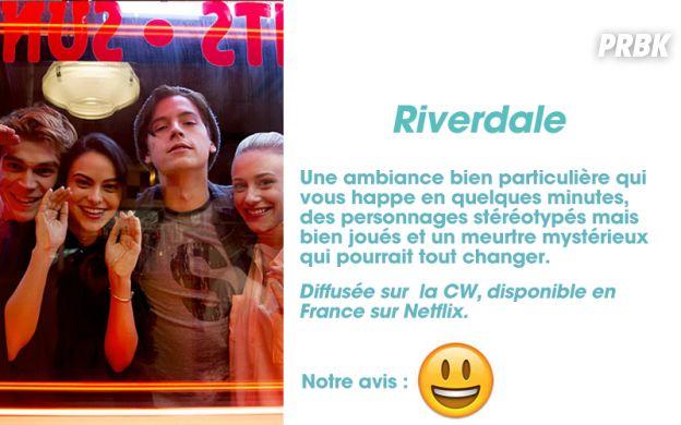 Riverdale : l'avis de PRBK