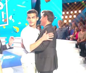 Benjamin Castaldi : son fils Julien est canon