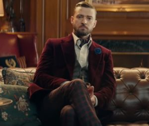 Super Bowl 2017 : Justin Timberlake et Christopher Walken dans la publicité de Bai Antioxidant Infusions.