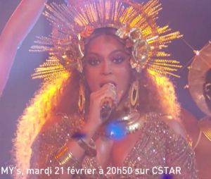 Beyonce enceinte : elle affiche son baby bump aux Grammy Awards 2017
