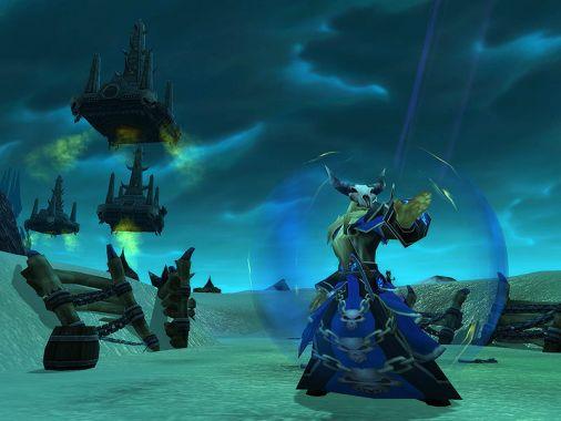 World of warcraft sur consoles blizzard y pense purebreak - World of warcraft sur console ...