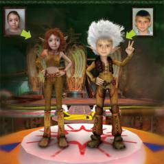 Arthur et la vengeance de Maltazard ... Créé ton propre Minimoys pour fêter la sortie du DVD !!