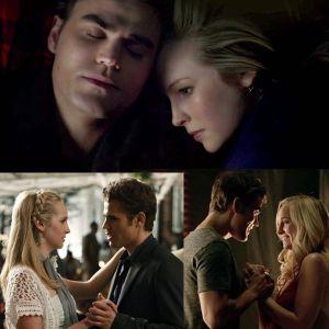 The Vampire Diaries saison 8 : les 7 moments les plus romantiques de Stefan et Caroline