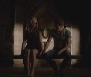 Les meilleurs moments de Stefan et Caroline dans The Vampire Diaries : saison 5, épisode 4