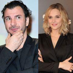 Camille Lou et Michaël Youn au casting de la série de TF1 Les Bracelets rouges