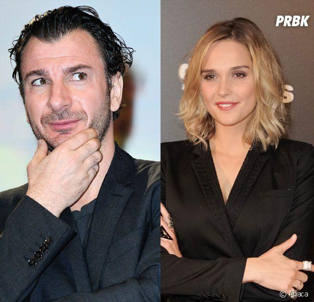 Camille Lou Et Michael Youn Au Casting De La Serie De Tf1 Les