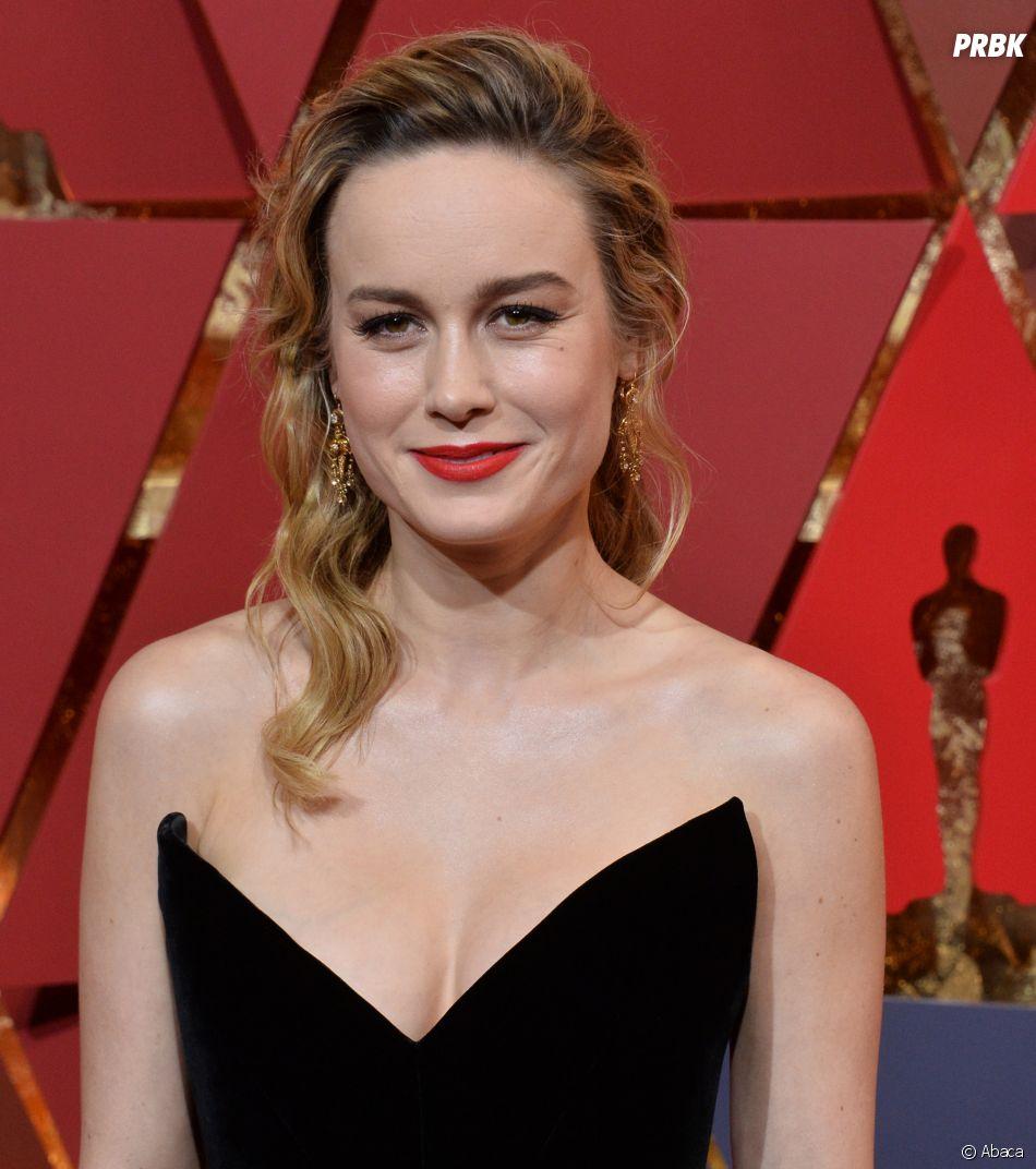 Oscars 2017 : Brie Larson sur le tapis-rouge de la cérémonie