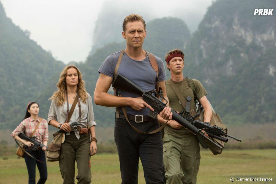 Kong Skull Island : Conrad mène l'expédition