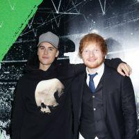 "Ed Sheeran : ""J'ai frappé Justin Bieber avec un club de golf"", sa drôle d'anecdote"