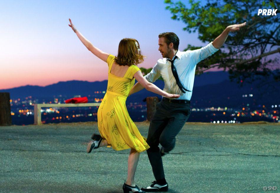 La La Land : Emma Stone et Ryan Gosling rendent hommage aux comédies musicales