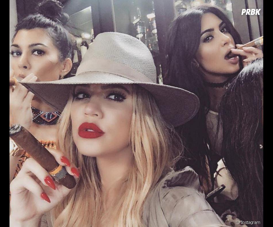 Kim Kardashian, Khloe Kardashian et Kourtney Kardashian : les trois soeurs toucheraient un très gros salaire grâce aux posts sponsos sur Instagram !