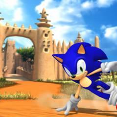 Sonic 4 court vers Splash Hill Zone ... la vidéo